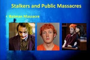stalkers and public massacres training