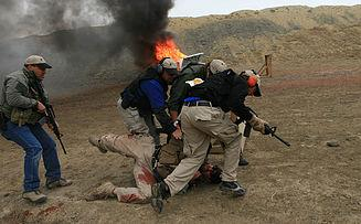 training for protective operations