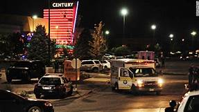 movie theater shooting in Aurora