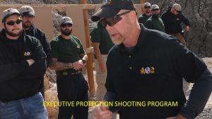Executive Security International executive protection shooting program