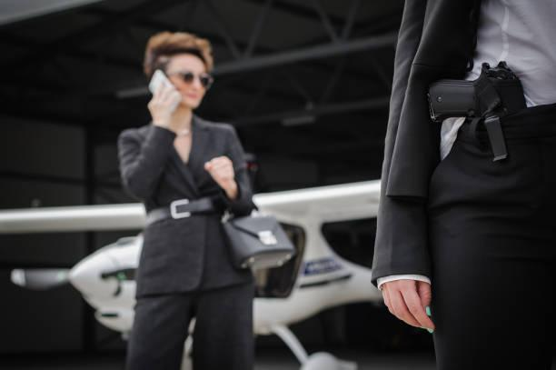 Women in executive protection